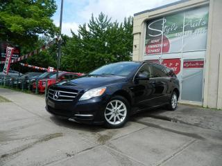 Used 2011 Mercedes-Benz R-Class R 350 BLUETECH NAV for sale in Laval, QC