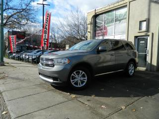 Used 2012 Dodge Durango SXT 7 PASSAGERS for sale in Laval, QC