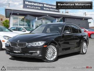 Used 2013 BMW 328i EXECUTIVE |NAV|CAMERA|ROOF|SENSORS|1OWNER|79,000KM for sale in Scarborough, ON