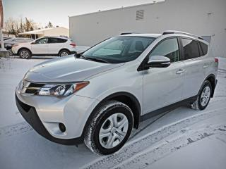 Used 2015 Toyota RAV4 Traction intégrale, TRÈS PROPRE for sale in Saint-raymond, QC