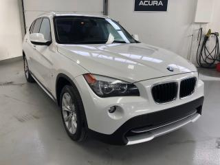 Used 2012 BMW X1 ONE OWNER,PANO ROOF,VERY CLEAN for sale in North York, ON