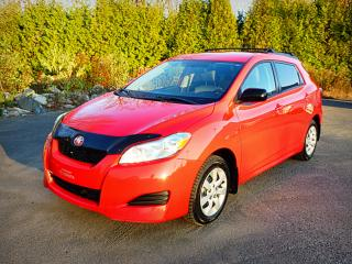 Used 2012 Toyota Matrix automatique, Traction intégrale, TRES PR for sale in Saint-raymond, QC
