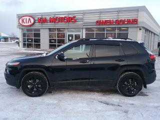 Used 2016 Jeep Cherokee Altitude for sale in Owen Sound, ON