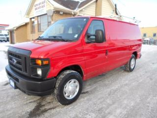 Used 2009 Ford E-250 CARGO 4.6L V8  Rack Divider Shelving 144,000KMs for sale in Etobicoke, ON