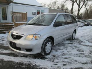 Used 2003 Mazda MPV LX-ONLY 128,426 K'S-SUPER CLEAN for sale in Scarborough, ON
