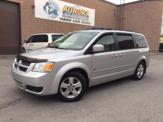 Used 2009 Dodge Grand Caravan SE - 25th ANNIVERSARY EDITION - FULL STOW N'GO for sale in Aurora, ON