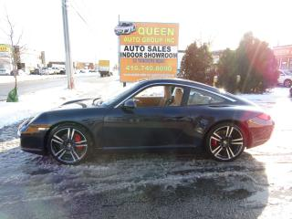 Used 2012 Porsche 911 911 4S Targa   6 Speed Manual   Heated Seats for sale in North York, ON