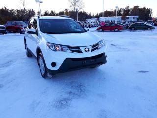Used 2015 Toyota RAV4 LE AWD for sale in Ottawa, ON