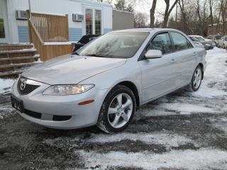 Used 2004 Mazda MAZDA6 GT-SUPER CLEAN for sale in Scarborough, ON