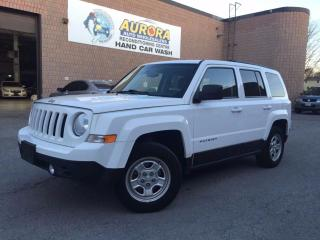 Used 2014 Jeep Patriot NORTH - 4WD - BLUETOOTH for sale in Aurora, ON