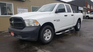 Used 2015 RAM 1500 ST--5.7L HEMI- QUAD CAB- 4X4 for sale in Tilbury, ON