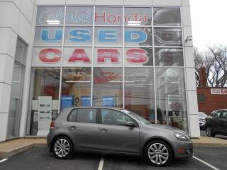 Used 2013 Volkswagen Golf Wolfsburg Edition AUTOMATIC SPORTY ALLOY WHEELS for sale in Halifax, NS