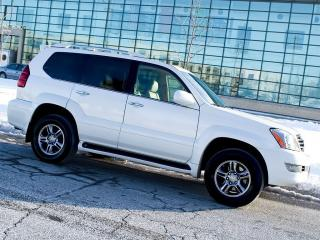 Used 2009 Lexus GX 470 ULTRA PREMIUM|NAVI|REARCAM|DVD|RUNNING BOARDS for sale in Scarborough, ON