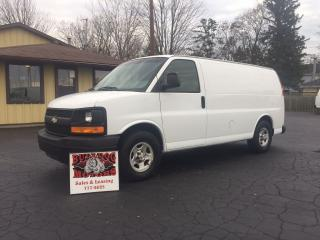 Used 2007 Chevrolet Express 1500 for sale in Glencoe, ON