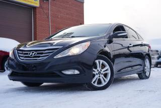 Used 2012 Hyundai Sonata Limited w/Navi,Camera,Bluetooth for sale in North York, ON