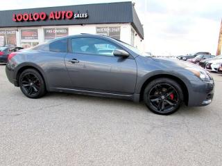 Used 2010 Nissan Altima 2.5 S COUPE PUSH TO START SUNROOF CERTIFIED 2YR WA for sale in Milton, ON