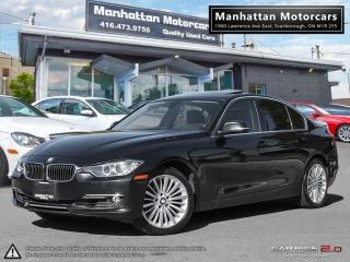 Used 2014 BMW 328i 328i X-DRIVE LUXURY PKG|NAV|CAMERA|PHONE|ROOF for sale in Scarborough, ON
