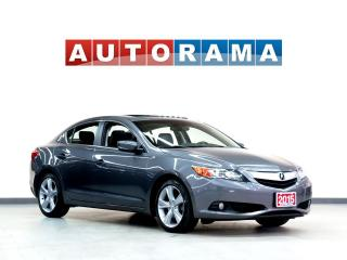 Used 2015 Acura ILX TECH PKG NAVIGATION LEATHER SUNROOF ALLOYS BACKUP for sale in North York, ON