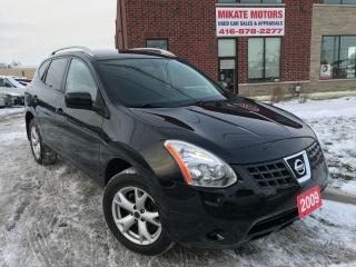 Used 2009 Nissan Rogue SL for sale in Etobicoke, ON