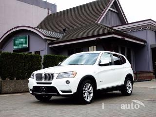 Used 2011 BMW X3 28i for sale in Coquitlam, BC