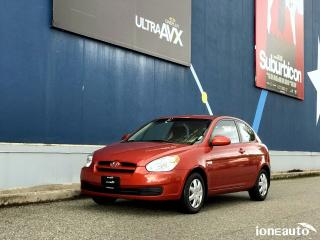 Used 2009 Hyundai Accent GL for sale in Coquitlam, BC