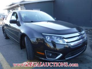 Used 2010 Ford Fusion SEL 4D Sedan for sale in Calgary, AB