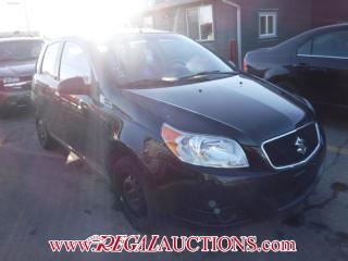 Used 2009 Suzuki SWIFT  4D HATCHBACK for sale in Calgary, AB