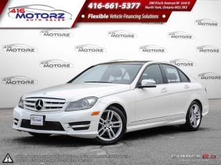 Used 2012 Mercedes-Benz C 300 4 Matic for sale in North York, ON