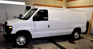 Used 2012 Ford E350 E350. Full Shelving $500.00 Down for sale in Aurora, ON
