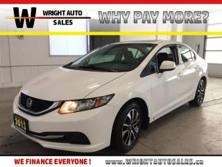 Used 2013 Honda Civic EX|BACKUP CAMERA|SUNROOF|107,805 KMS for sale in Cambridge, ON