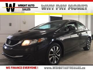 Used 2013 Honda Civic EX|BACKUP CAMERA|HEATED SEATS|61,401 KM for sale in Cambridge, ON