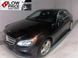 Used 2014 Mercedes-Benz E-Class AMGPKG*AWD*Navi*360Cam*FullLoad*MBWarranty* for sale in York, ON