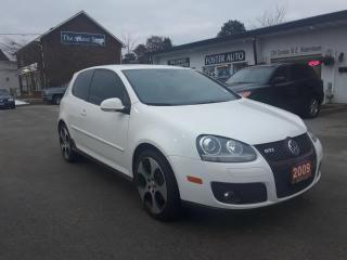 Used 2009 Volkswagen GTI 2.0T Coupe for sale in Waterdown, ON
