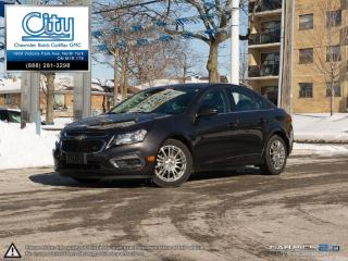Used 2015 Chevrolet Cruze Eco for sale in North York, ON