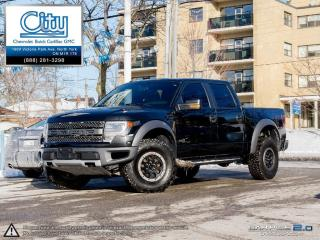 Used 2014 Ford F-150 4x4 - Supercrew SVT Raptor for sale in North York, ON