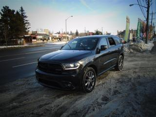 Used 2017 Dodge Durango GT for sale in Scarborough, ON
