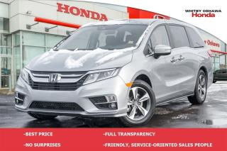 Used 2018 Honda Odyssey EX-L | Automatic for sale in Whitby, ON