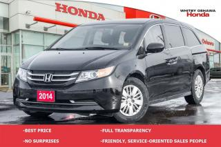 Used 2014 Honda Odyssey LX | Automatic for sale in Whitby, ON