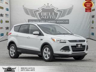 Used 2015 Ford Escape SE, RearCam, NoAccident, Bluetooth, HeatedSeats, CruiseControl for sale in Toronto, ON