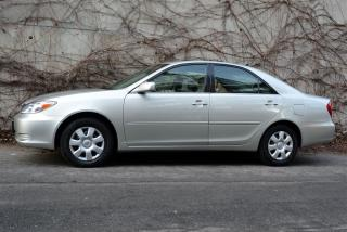 Used 2002 Toyota Camry LE SEDAN for sale in Vancouver, BC