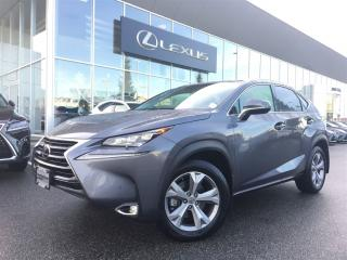 Used 2017 Lexus NX 200t Executive Pkg for sale in Surrey, BC