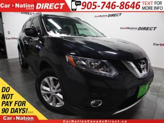 Used 2016 Nissan Rogue SV| AWD| PANO ROOF| BACK UP CAMERA| for sale in Burlington, ON