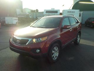 Used 2011 Kia Sorento LX 4WD for sale in Burnaby, BC