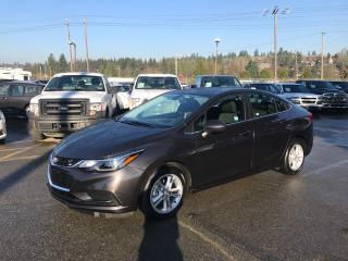 Used 2017 Chevrolet Cruze LT for sale in Burnaby, BC