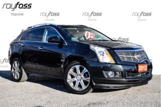 Used 2012 Cadillac SRX Performance 20 Whls Nav Roof for sale in Thornhill, ON