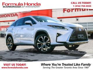 Used 2017 Lexus RX 350 $100 PETROCAN CARD YEAR END SPECIAL! for sale in Scarborough, ON