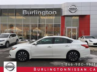 Used 2016 Nissan Altima 2.5 SL, NAVi, ACCIDENT FREE, 1 OWNER ! ! for sale in Burlington, ON