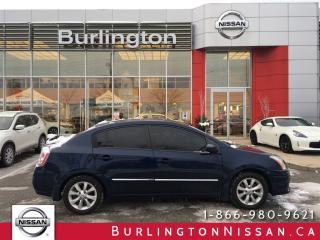 Used 2010 Nissan Sentra 2.0 S for sale in Burlington, ON