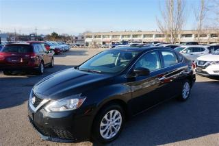 Used 2017 Nissan Sentra 1.8 SV CVT DEMO|LOW K|NO a rental|roof| for sale in Scarborough, ON