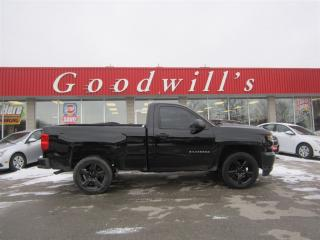 Used 2016 Chevrolet Silverado 1500 BLACK OUT EDITION! SUPER CLEAN! RARE REG CAB! for sale in Aylmer, ON